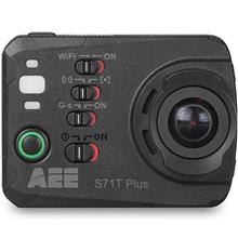 AEE S71T plus 4K Wi-Fi Action Camera